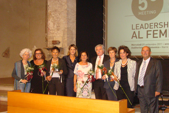 5° Meeting Leadership Femminile